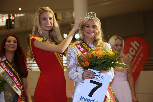 MISS HERBST WAHL 2015: THE FEELING.