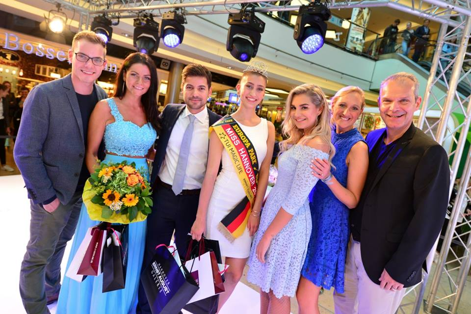 EVENT: MISS HANNOVER WAHL 2017.