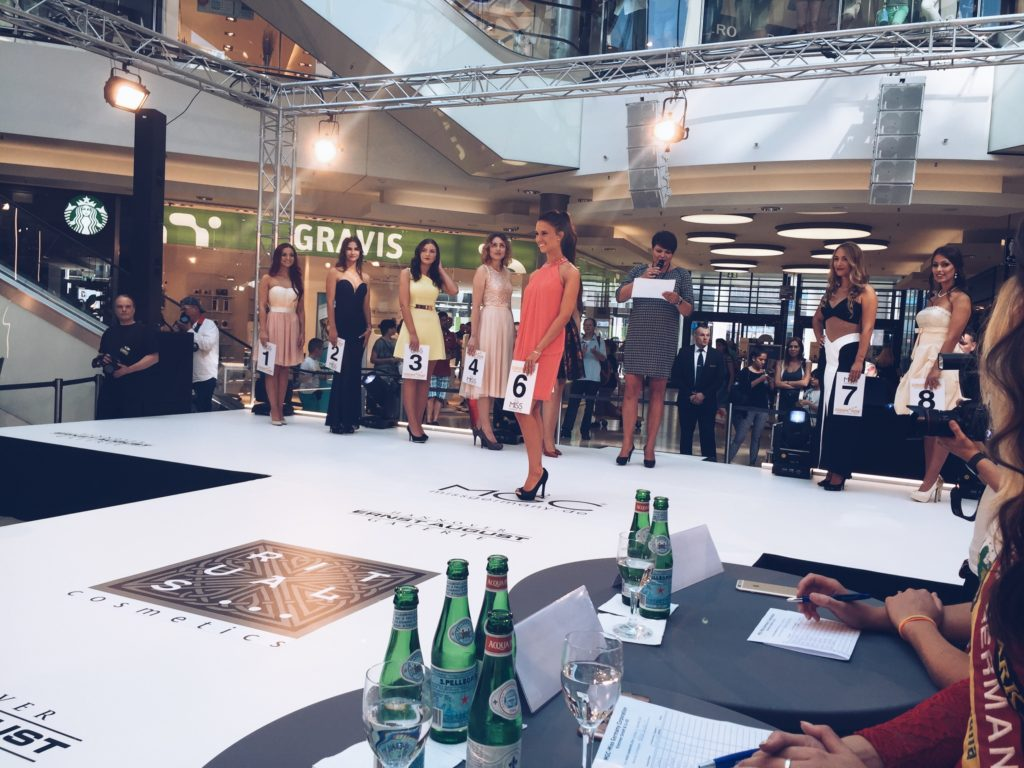 MISS HANNOVER WAHL 2016 WITH MAJOLI.