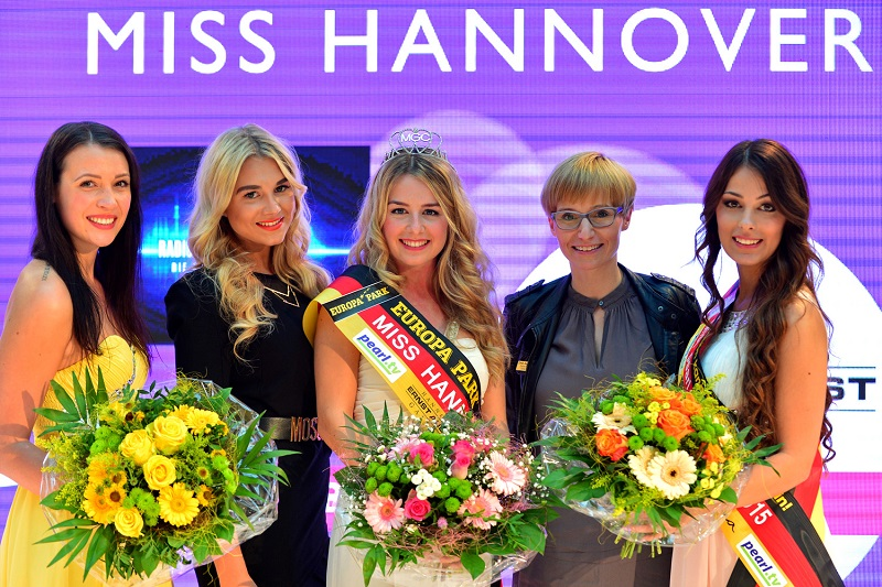 MISS HANNOVER WAHL 2015.