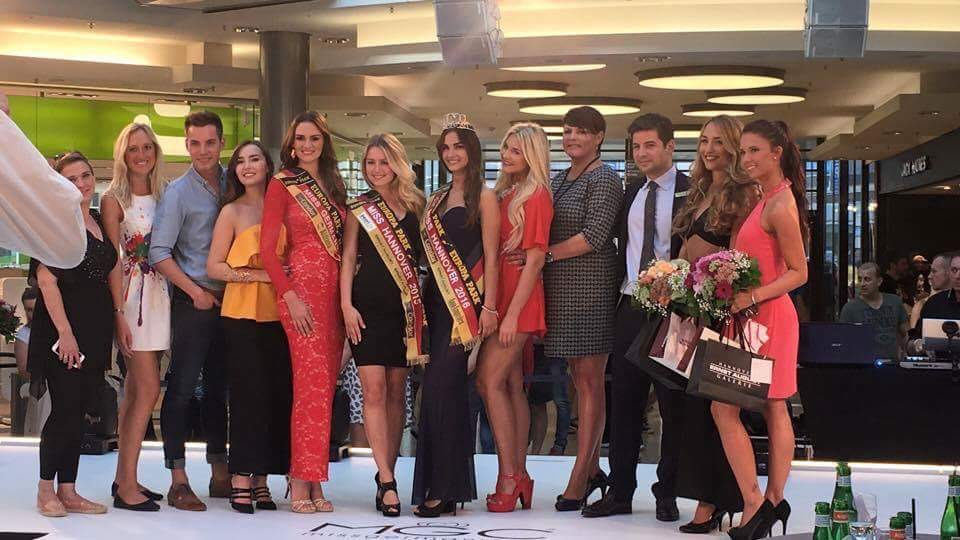 MISS HANNOVER WAHL 2016.