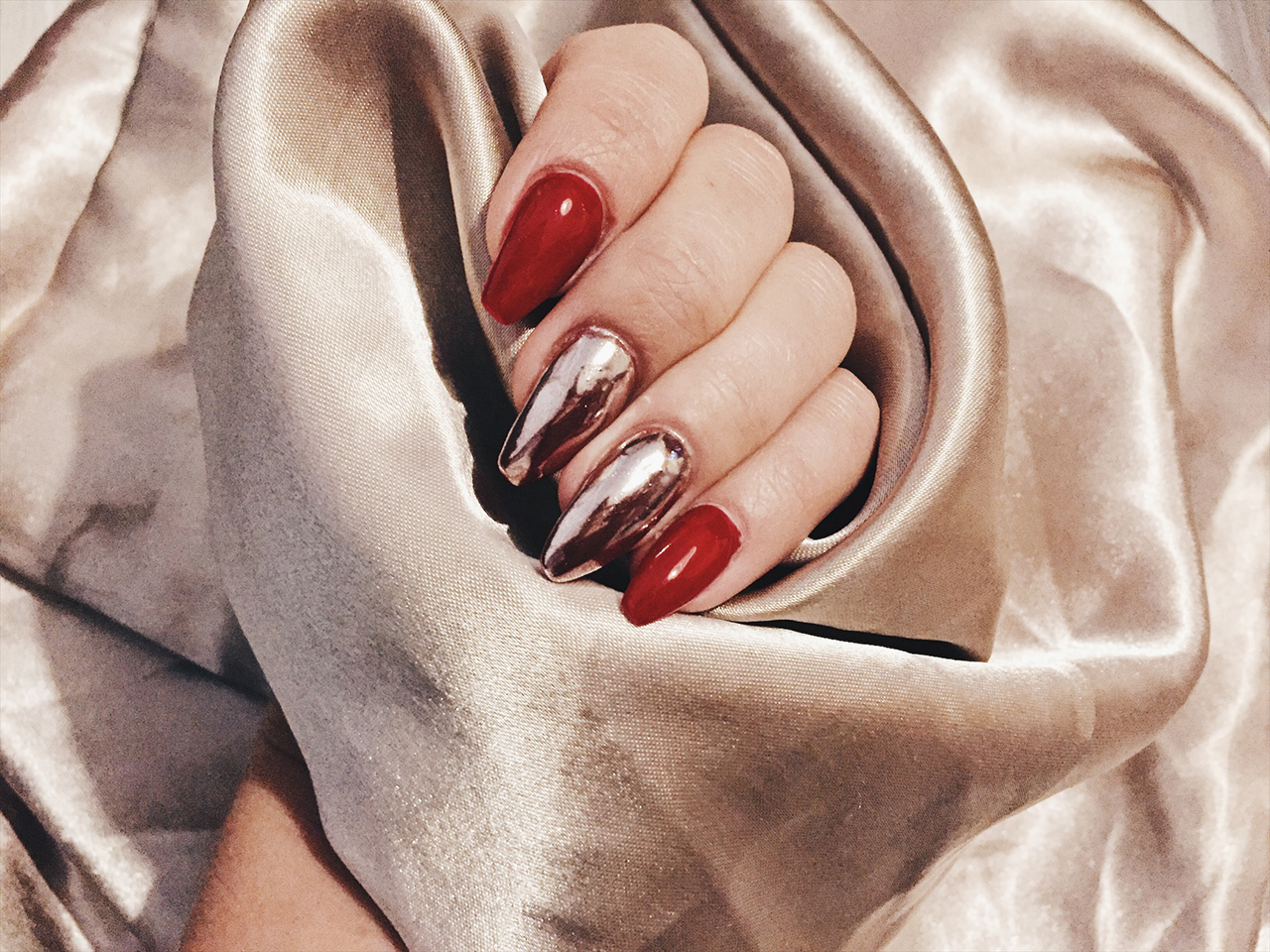 SEE: METALLIC NAILS.